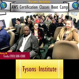 AWS Certification Classes Boot Camp